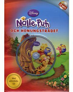 Nalle Puh och honungsträdet cd-bok