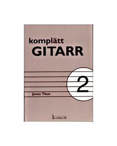 Komplätt gitarr 2