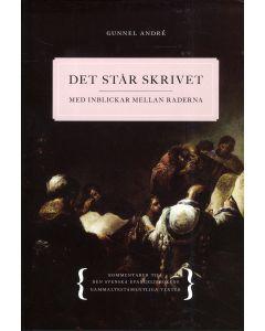 Det står skrivet : med inblickar mellan raderna - Kommentarer till den svenska evangeliebokens gamma