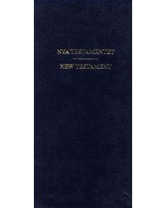 Svenska/engelska - Nya Testamentet, fickforma