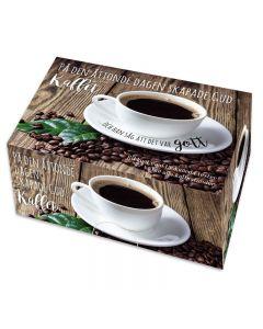 Kaffeask - På den åttonde dagen