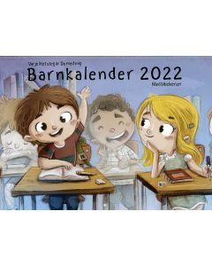 Väggalmanacka- Barnkalender 2022
