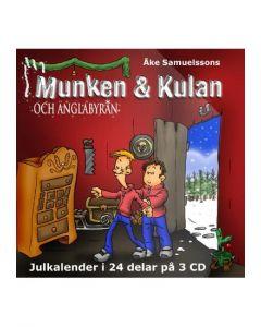 Munken & Kulan - Änglabyrån - CD