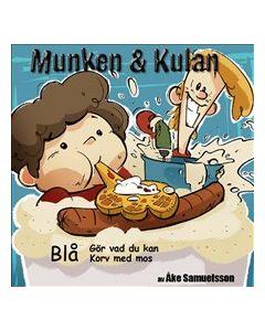 Munken & Kulan Blå - Gör vad du kan Korv med mos - CD