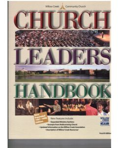 Church Leaders handbook
