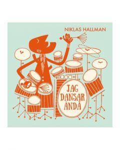 Niklas Hallman - Jag dansar ändå- CD