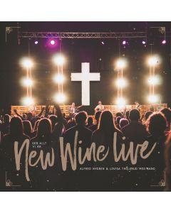 New Wine Live - Ger allt vi har - CD