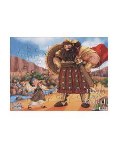 Pussel David och Goliat