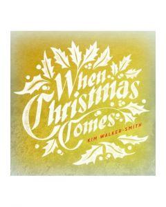 Kim Walker ASmith - When Christmas comes -CD