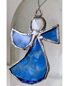 Glasängel - Blå - Fairtrade