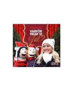 Alexandra Hyllerud - Varför firar vi jul? - CD