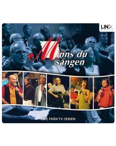 Minns du sången - 3 CD BOX