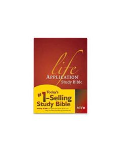 Life Application Study Bible – NIV
