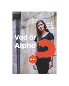 Vad är Alpha