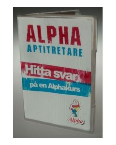 Alpha - Aptitretare - DVD