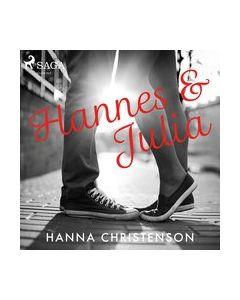 Hannes och Julia - Ljudbok MP3