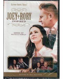 Joey+Rory - Joey+Rory Inspired - DVD