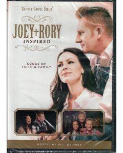 Joey+Rory - Joey+Rory Inspired - DVD