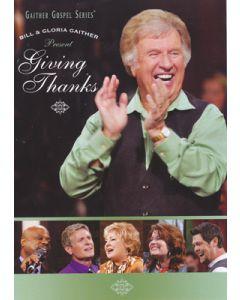 Giving Thanks - Gaither Gospel - DVD