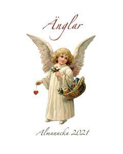 Almanacka med  änglar 2021