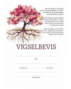 Vigselbevis - träd 10st/fp
