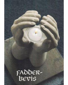 Fadderbevis hand 1 st