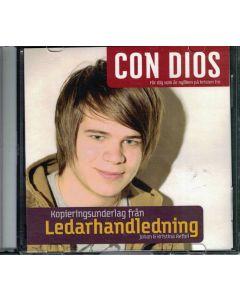 CON DIOS - ledarhandl. CD