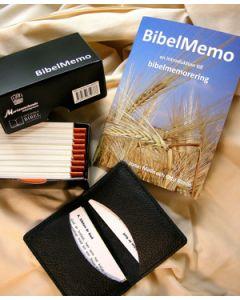 BibelMemo - en introduktion till bibelmemorering