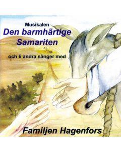Musikalen Den barmhärtige samariten - CD