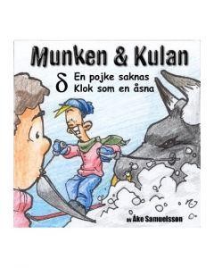 Munken och Kulan Delta. - En pojke som saknas - CD