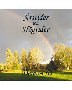 Årstider och högtider - demo-CD