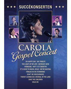 Carola. Carola Gospel Concert - DVD