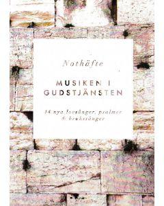 Musiken i gudstjänsten - A.Maria Bergqvist, Ylva T mfl