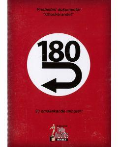 180 /33 omskakande minuter - DVD