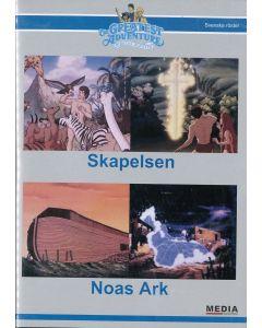 Skapelsen, Noas Ark-  DVD