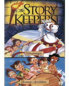 The Story K. - Utbrytningen/Äventyr i akvedukten -  DVD