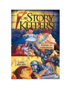 The Story K. - Räddade ur Kata../Ladda, sikta, skjut - DVD