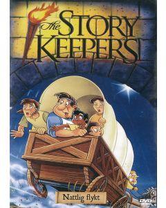 The Story K. - Nattlig flykt - DVD