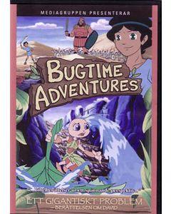 Bugtime - Ett gigantiskt problem - DVD
