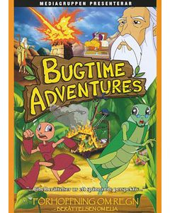 Bugtime - Förhoppning om regn - DVD