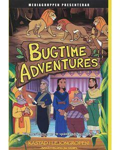 Bugtime - Kastad i lejongropen - DVD