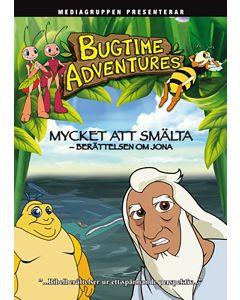 Bugtime - Mycket att smälta - DVD