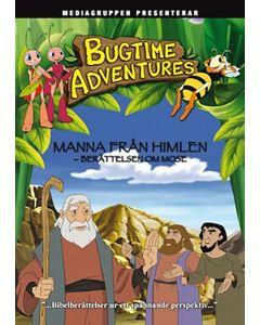 Bugtime - Manna från himlen - DVD