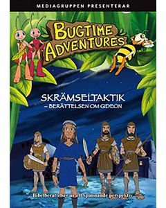 Bugtime - Skrämseltaktik Berättelsen om Gideon - DVD