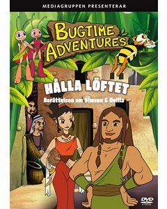 Bugtime - Hålla löftet - DVD