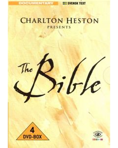 The Bible - DVD (4 DVD)