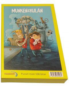 Pussel Munken & Kulan 100 bitar