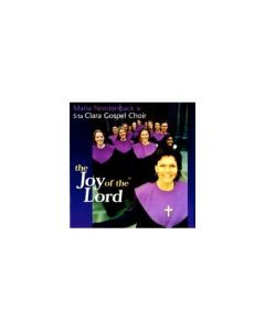 Maria Nordenback & S:ta Clara Gospel Choir - the Joy of the Lord - CD