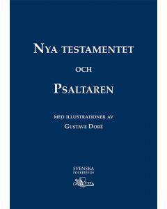 NT och Psaltaren storstil Folkbibeln 2015