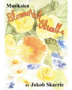 Blommor och skratt - Noter & Manus